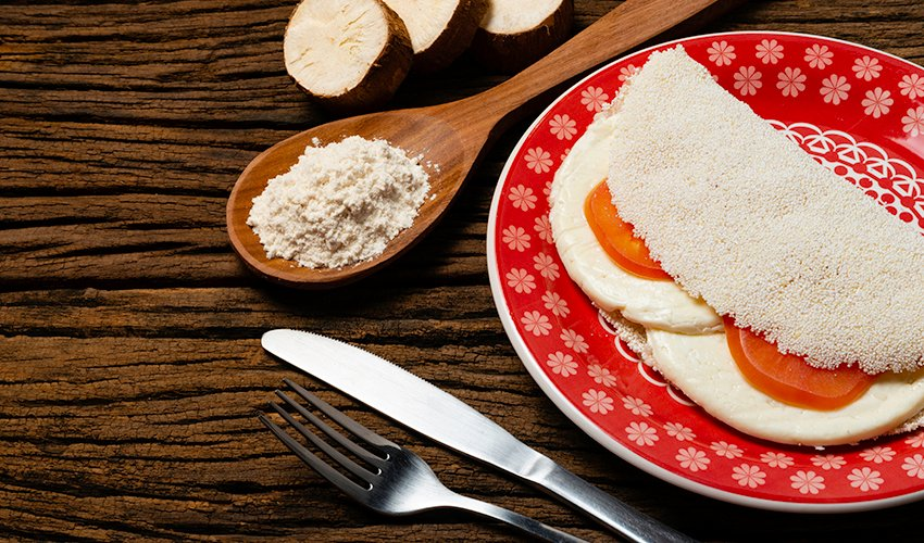 Cassava Flour vs. Tapioca Flour