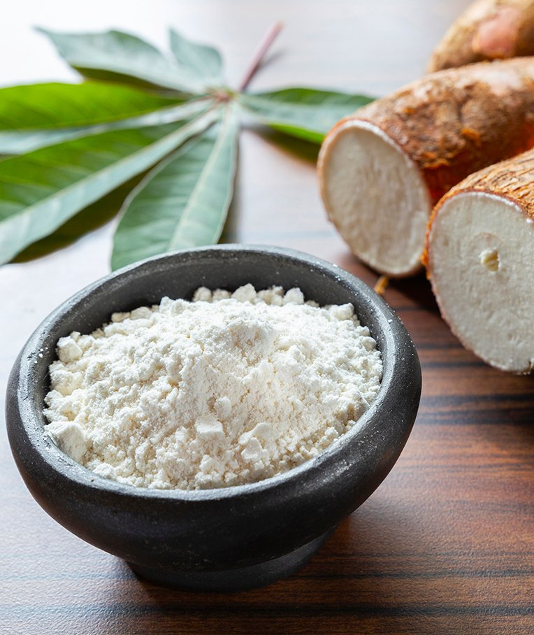 Cassava Flour vs. Tapioca Flour: Differences, Benefits and Uses