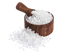 Coarse Sea Salt: a Potent Medication and a Delicious Seasoning