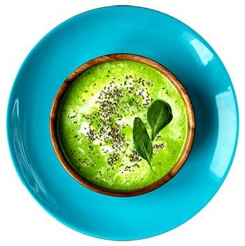 Green Goddess Immune Boosting Winter Soup