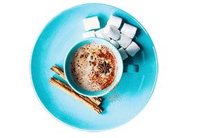 Vegan Spicy Hot Chocolate