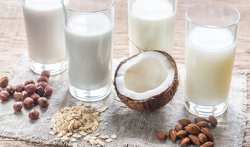 What Are The Healthiest Non-Dairy Milk To Drink