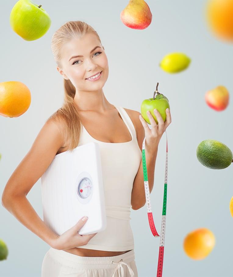 Zero-Calories Food