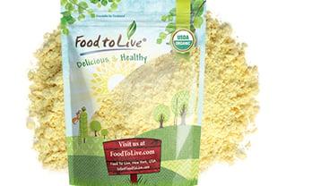 Organic Orange Powder