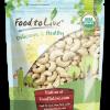 Organic Cashews (Size: W320)