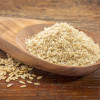Organic Ground Golden Flaxseed