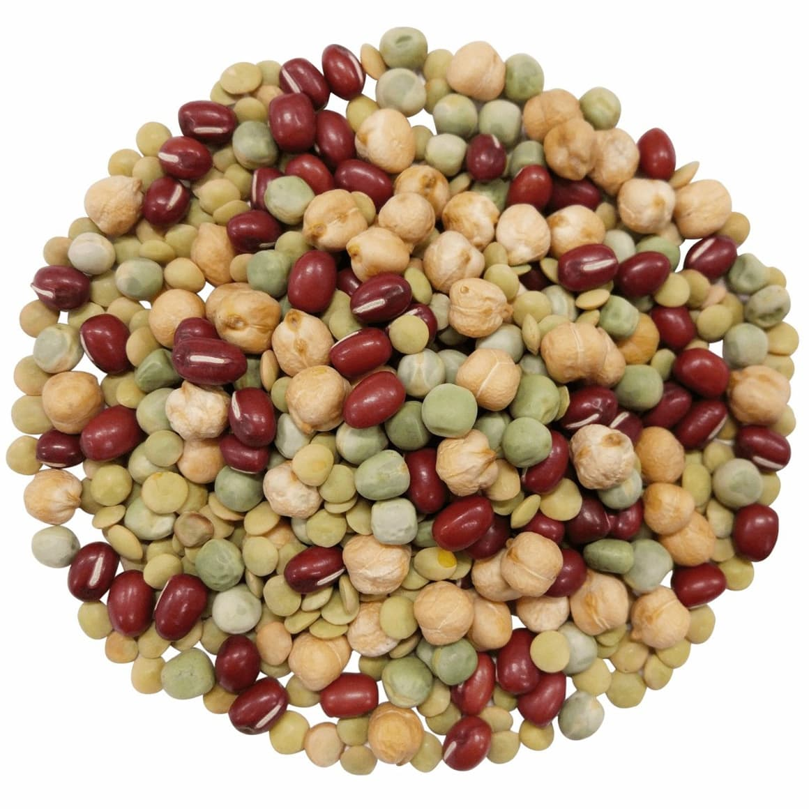 Crunchy Mix of Sprouting Beans