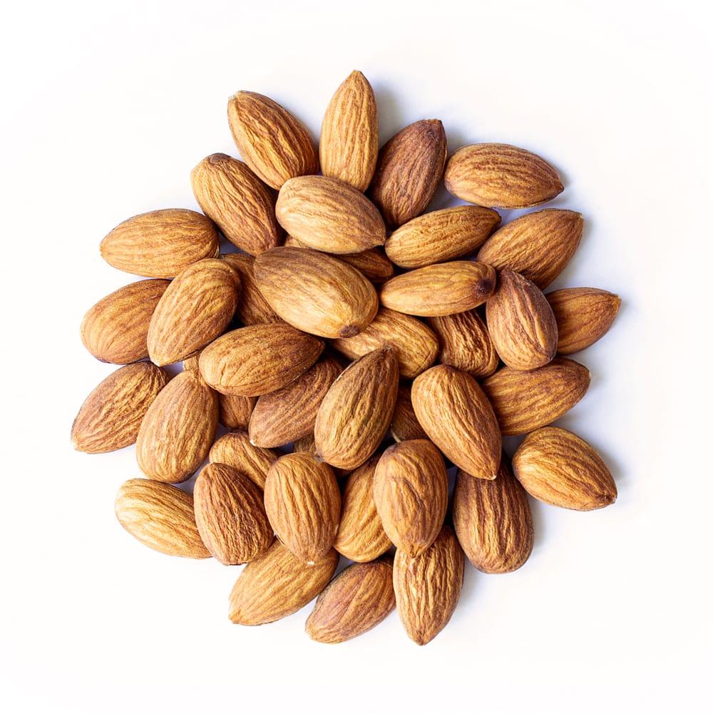Italian Organic Almonds Buy in Bulk from Food to Live
