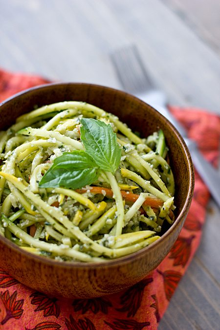 Weekly Recipe - Raw Pumpkin Seed Pesto
