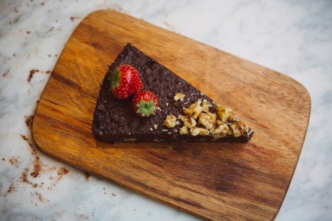 Raw Cacao Date & Walnut Bar
