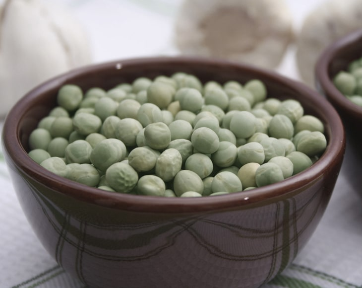 Whole Dried Green Peas
