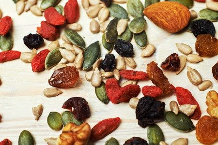 nuts seeds and dry fruits for babies