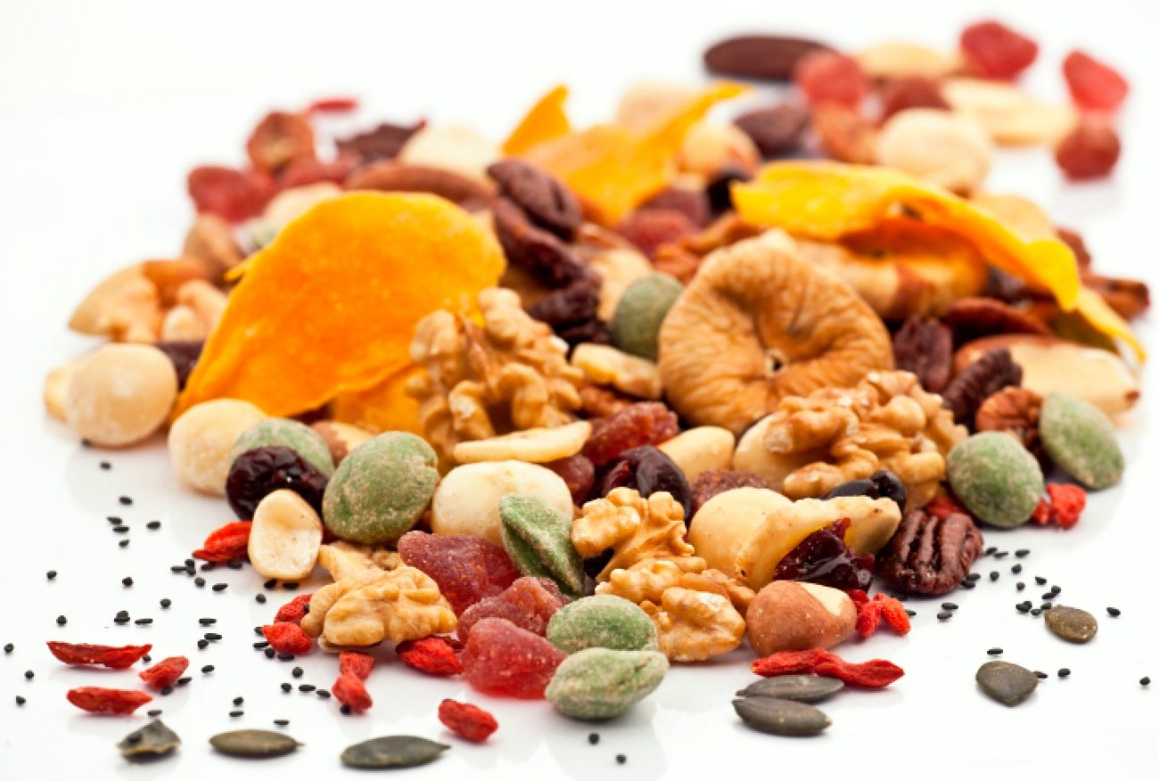 dried fruit and nuts healthy fruit smack