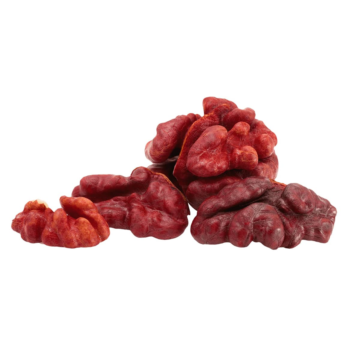 Red Walnuts