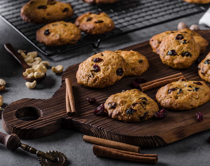 Cookies with Raisins