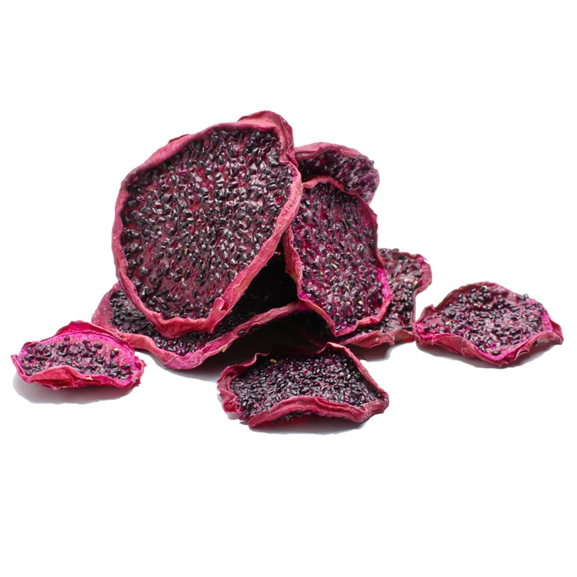 Organic Dried Dragon Fruit (Pitaya)