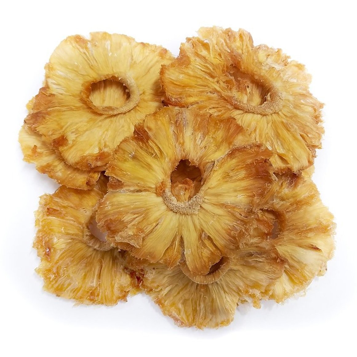 Organic Dried Pineapple Rings