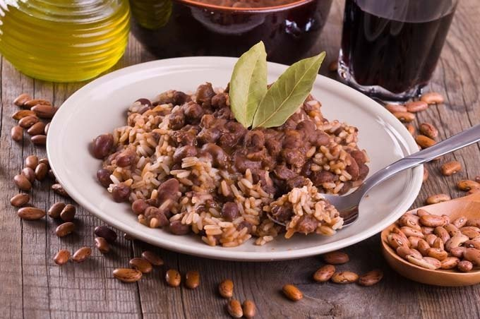 Pinto beans Dish