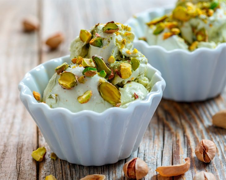Pistachioс Ice Cream