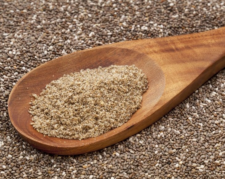 Chia Seeds and Flour