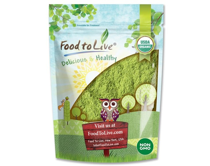 moringa powder pack