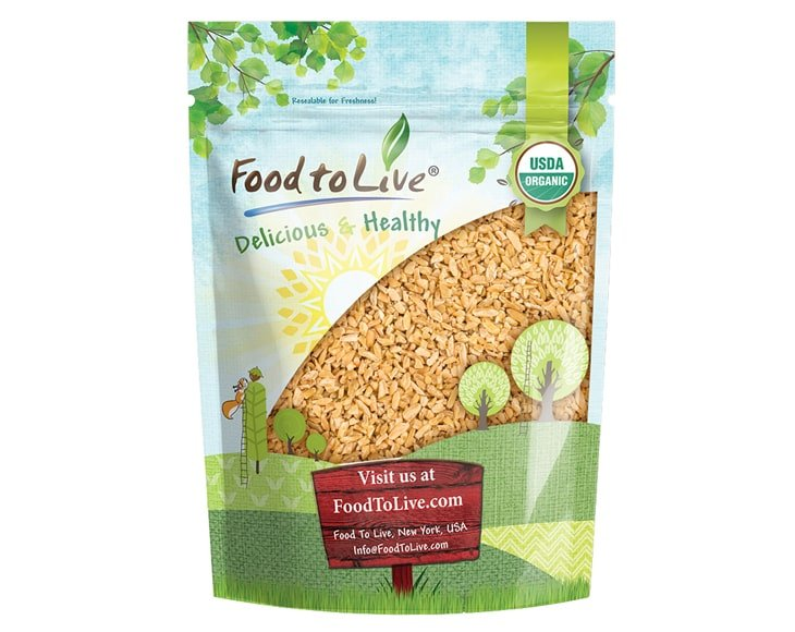 Cracked Freekeh Organic