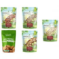 Organic Brain Healthy Nuts Gift Box