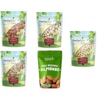 Organic Deluxe Nuts Gift Box