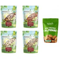 Organic Heart Healthy Nuts Gift Box