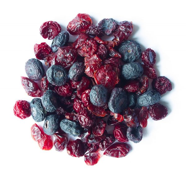 Organic Mixed Berries