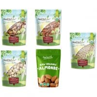 Organic Nutritious Nuts Gift Box