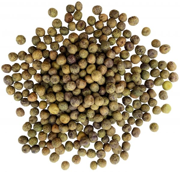 Organic Brown Speckled Pea