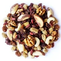 Organic Raw Super Nuts and Berries Trail Mix