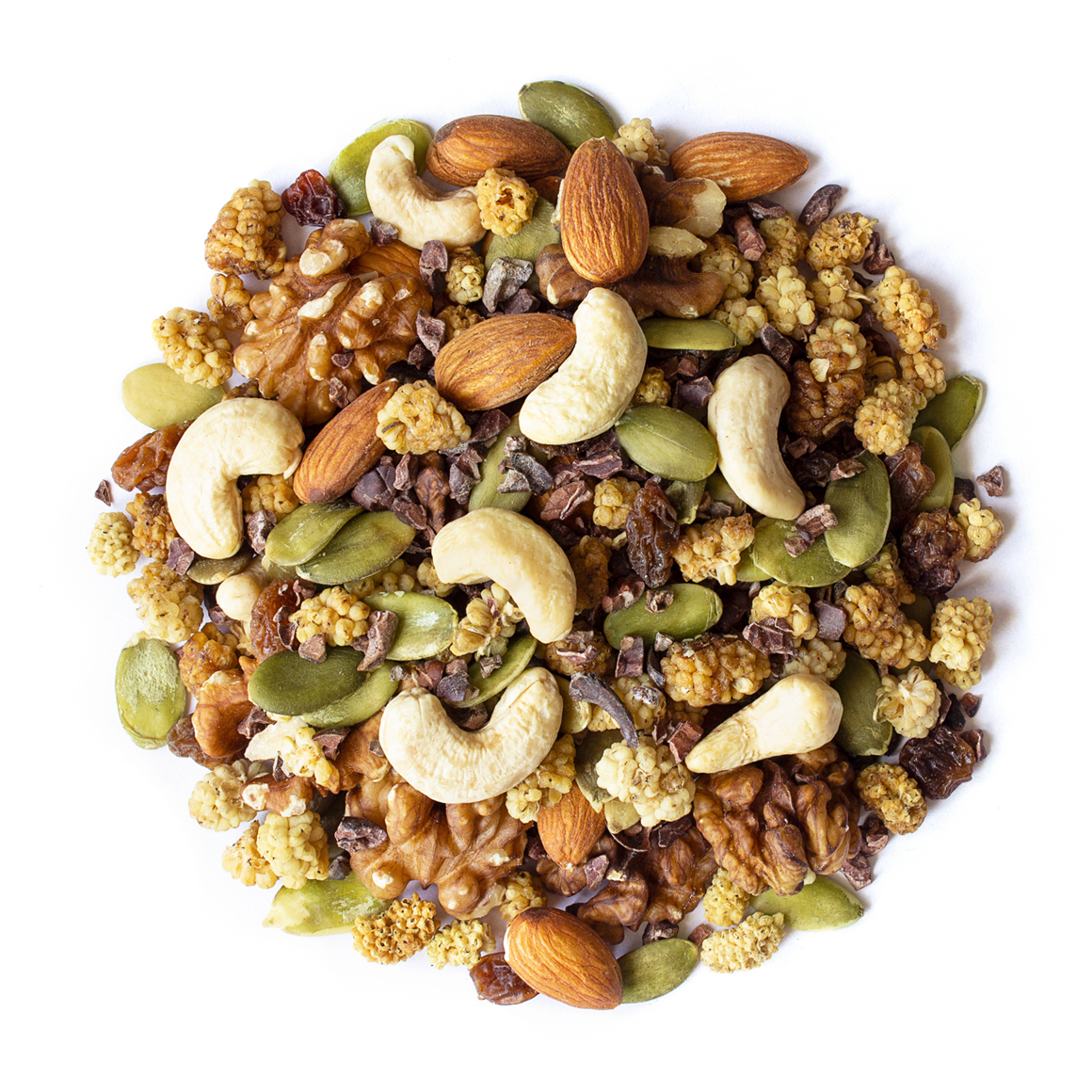 organic snack wise trail mix main