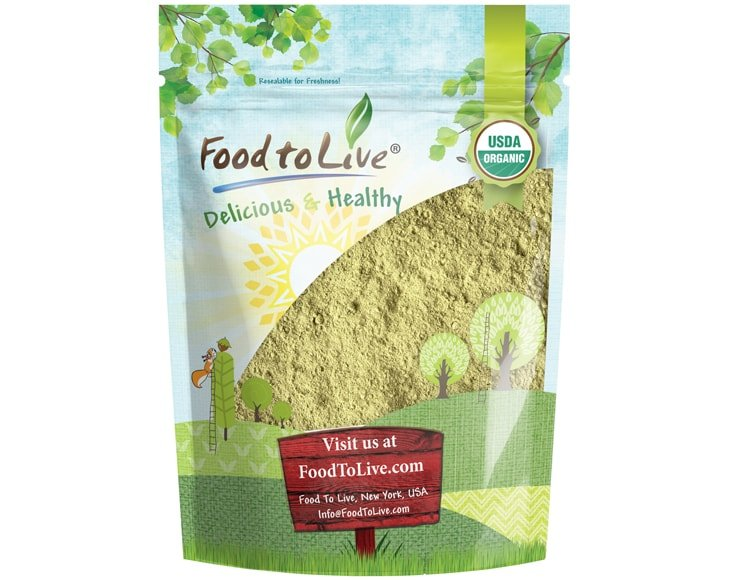 Sprouted Oat Powder Pack