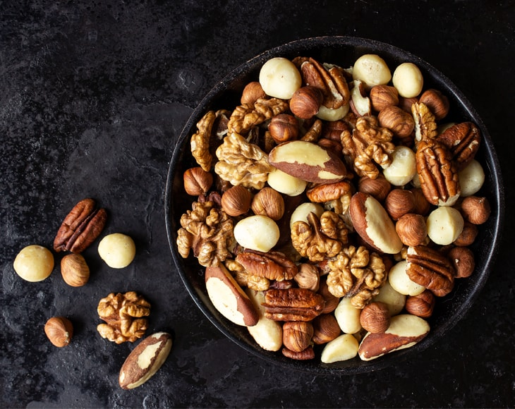 Keto Raw Nuts Mix