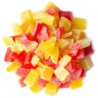 Diced Fruits Mix