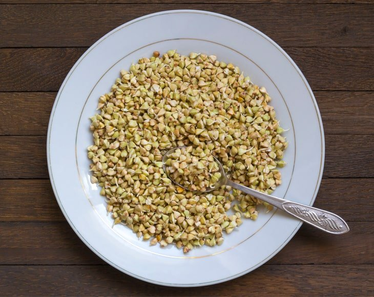 Sprouted Buckwheat Groats